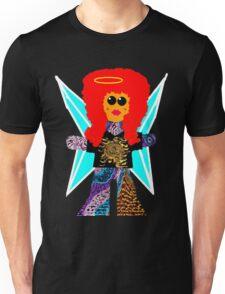Rock Angel Rag Doll Unisex T-Shirt