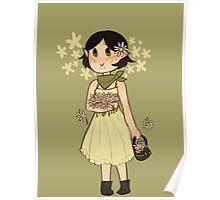 FLOWER MERRILL Poster
