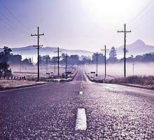The Road Ahead by Andrew Tallon