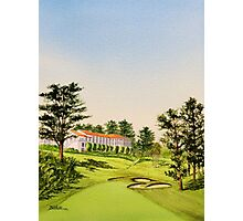 The Olympic Club 18Th Hole Photographic Print