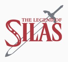 The Legend of Silas Kids Clothes