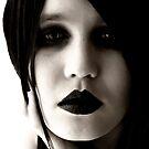 Gothic Portrait by Ashlee Hawksworth