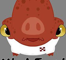 Admiral OnikBoar by GamerPiggy