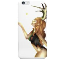 Human Fawn iPhone Case/Skin