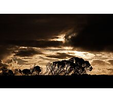 Port Campbell - Sunset Photographic Print