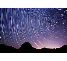 Path of the Stars Photographic Print