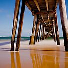 """Port Noarlunga Jetty"" by Heather Thorning"