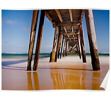 """Port Noarlunga Jetty"" Poster"