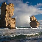 Shipwreck Coast - Port Campbell #41 by Ivan Kemp