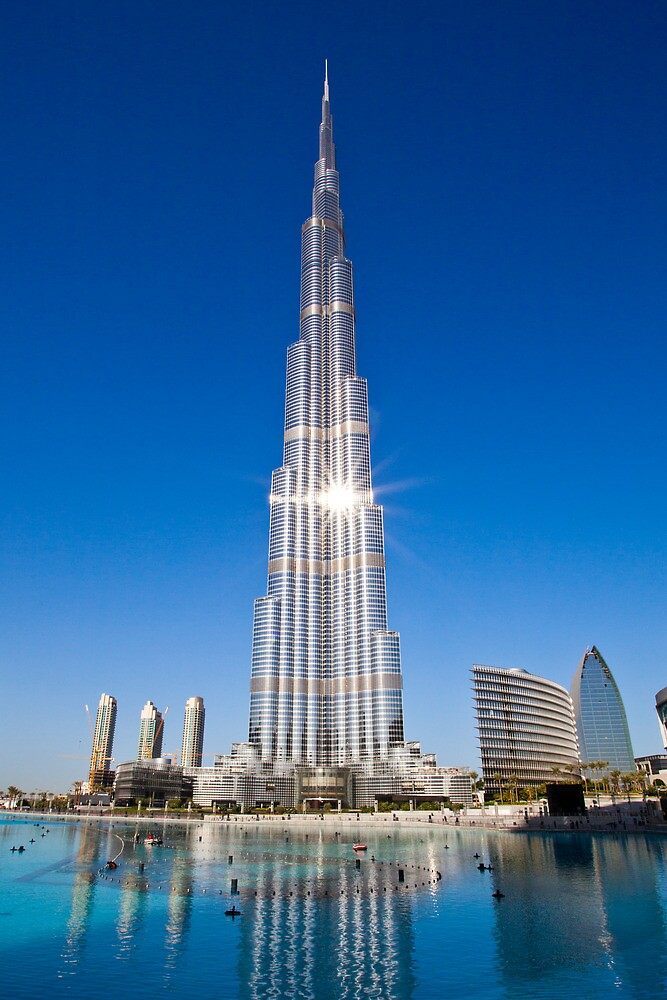 The Tallest Structure by Andrew Tallon
