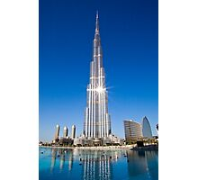 The Tallest Structure Photographic Print