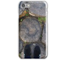 In Finn McCool's footsteps iPhone Case/Skin