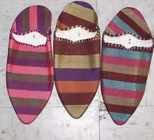 3 Left feet 1 by garlichound