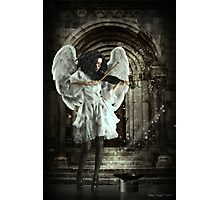 Street Angel Photographic Print