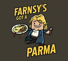 The Precinct - Farnsy's Got A Parma Unisex T-Shirt