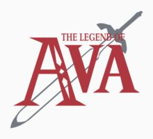 The Legend of Ava Kids Clothes