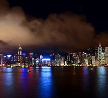 Hong Kong Syline & Star Ferry by HKart