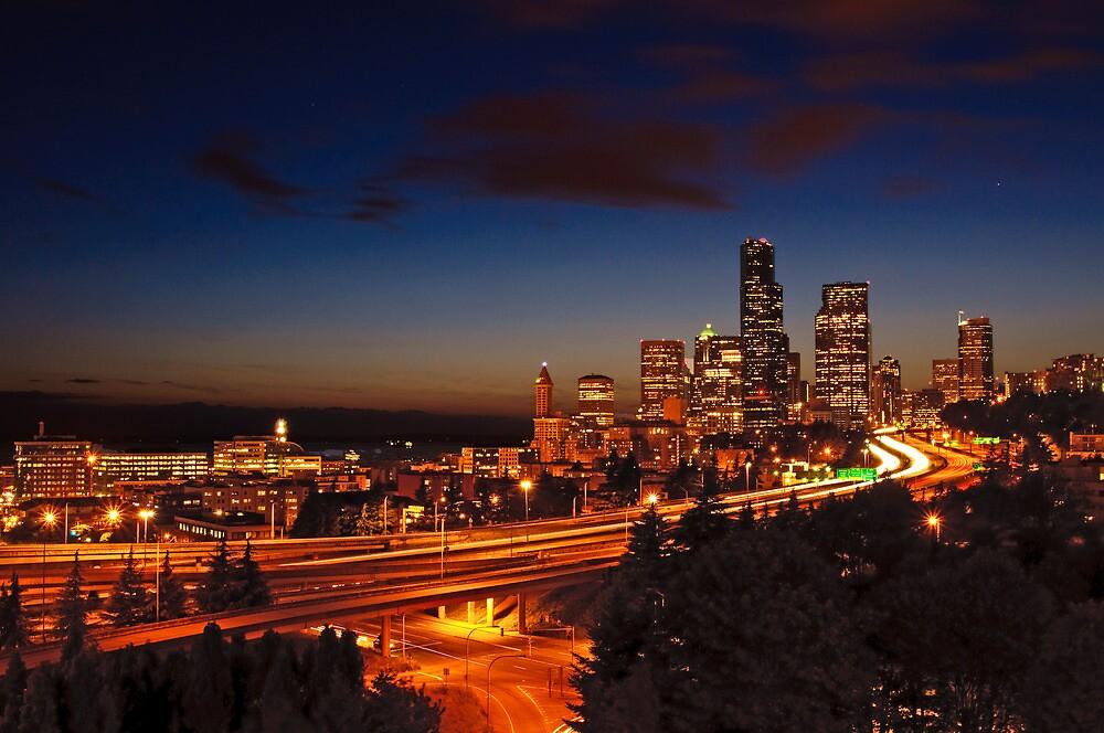Twilight Glow by Dan Mihai