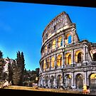 COLOSEUM - CROOKED CROP by MIGHTY TEMPLE IMAGES