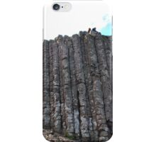 Basalt Pillars iPhone Case/Skin