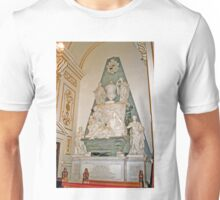 Foley Tomb inside Witley Chapel Unisex T-Shirt