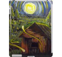 The Barn in Firefly Field iPad Case/Skin