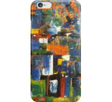 City Escapade iPhone Case/Skin