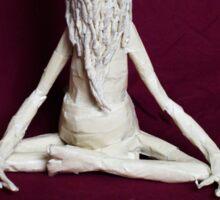 Guru On Call - Sculpture In Masking Tape Sticker
