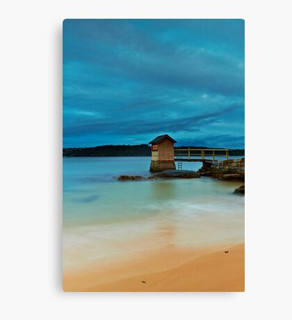 The Shed - Camp Cove NSW Canvas Print