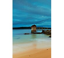 The Shed - Camp Cove NSW Photographic Print
