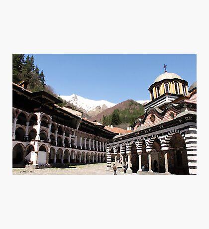 Rila Monastery Photographic Print