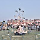 Around and around - Lindfield Fun Fair #1 by Matthew Floyd