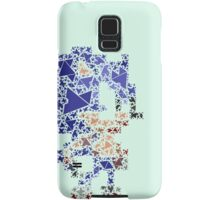 Blue Blur Samsung Galaxy Case/Skin