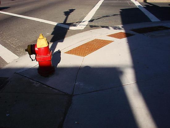 Crosswalk by Timothy Wilkendorf