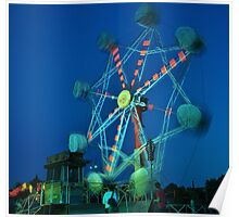Ferris Wheel - Lindfield Fun Fair #6 Poster