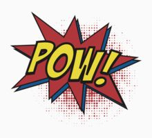 POW! Super Punch! by M. E. GOBER