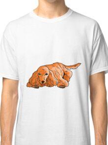 poodle3 Classic T-Shirt