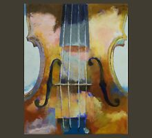 Violin Painting T-Shirt