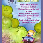 Little Miss Muffet by Heather Reid