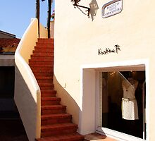 Boutique, Porto Cervo by Julian Raphael Prante