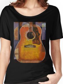 Guitar Women's Relaxed Fit T-Shirt