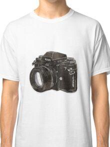 Analog 35mm Nikon F3 single reflex camera Classic T-Shirt