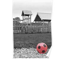 Ball Play Poster