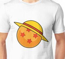 DBZ x One Piece Unisex T-Shirt