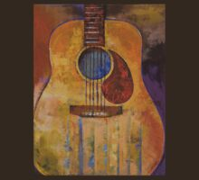 Acoustic Guitar by Michael Creese