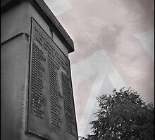 Lest We Forget by Paul  McIntyre