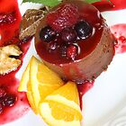 Chocolate Marquise With Summer Berries and Winter Spices by SmoothBreeze7