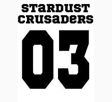 JJBA League - Stardust Crusaders Men's Baseball ¾ T-Shirt