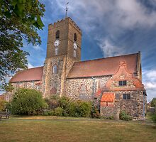 St Peter's Church,Sandwich,Kent by timmburgess