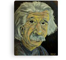 Innovators - Einstein Canvas Print